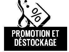 Promotion et destockage