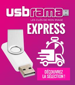cles usb express - objetrama