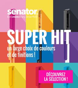 STYLO SENATOR SUPER HIT - objetrama