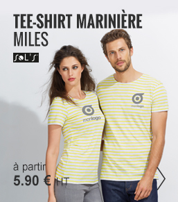 tee-shirt mariniere - objetrama