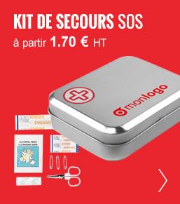 kit de secours sos - objetrama