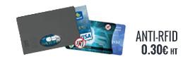 protege carte anti-rfid - objetrama