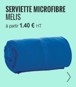 SERVIETTE MICROFIBRE 'MELIS' - objetrama