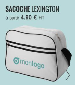 SACOCHE PERSONNALISÉE 'LEXINGTON'