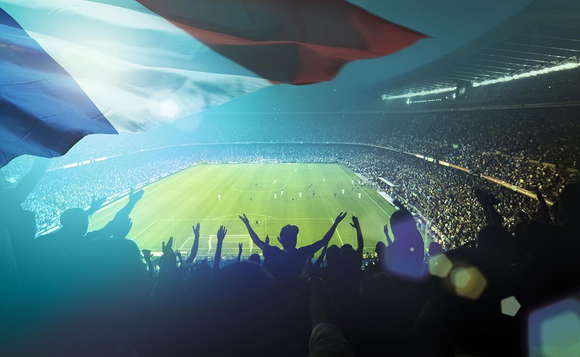 Équipez-vous pour l'événement football de l'année !