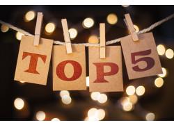 Top 5 des objets publicitaires selon l'équipe Objetrama !